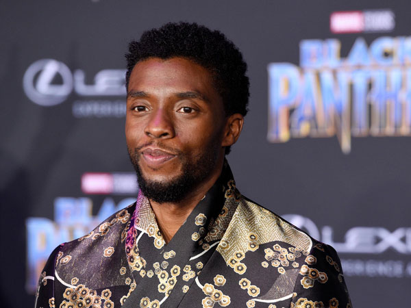 Usai 'Black Panther' dan 'Avengers', Chadwick Boseman Siap Bintangi Film Action Thriller!