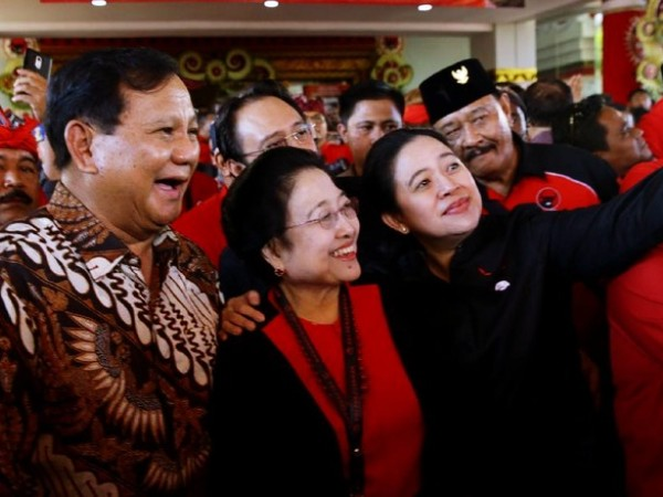Megawati Tanya Kesiapan, Akan 'Tempur' Lagi dengan Prabowo di 2024?