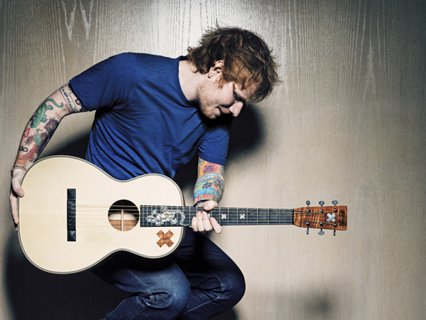Sebelum Jadi Penyanyi Terkenal, Ed Sheeran Sempat Jadi Gelandangan di London?
