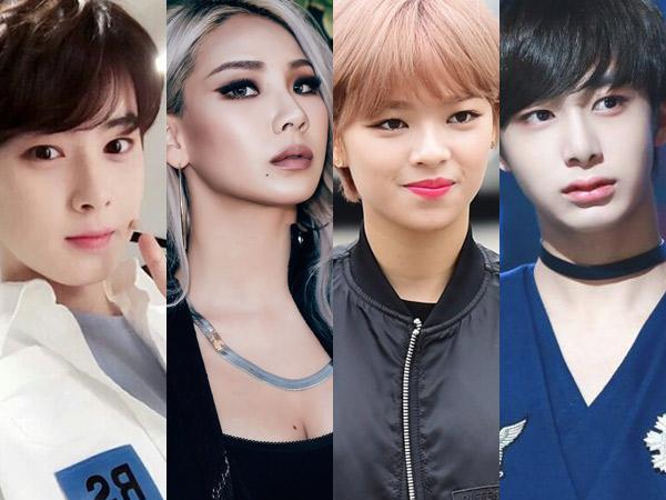 Mirip, Sederet Idola K-Pop Ini Disebut Sebagai Versi Manusia dari Anime (part 2)