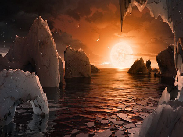 Dinamai Exoplanet, Inilah 7 Planet Baru Temuan NASA yang Mirip Bumi!