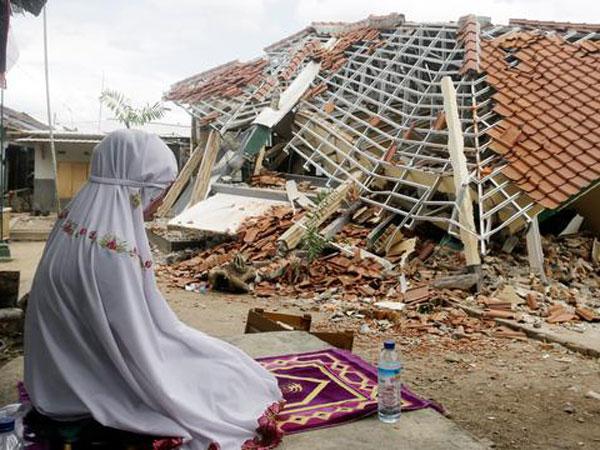 Penyebab Gempa Lombok Terjadi Berulang Kali Bahkan dengan Magnitudo Lebih Besar dalam Waktu Singkat