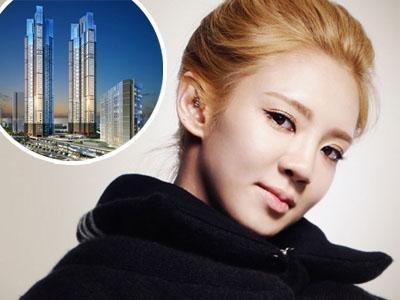 Wow, Hyoyeon SNSD Baru Saja Beli Apartemen Mewah