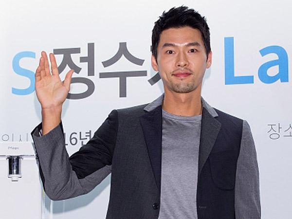 Siap Kembali Ke Layar Lebar, Hyun Bin Akan Jadi Penipu Ulung di Film Terbarunya