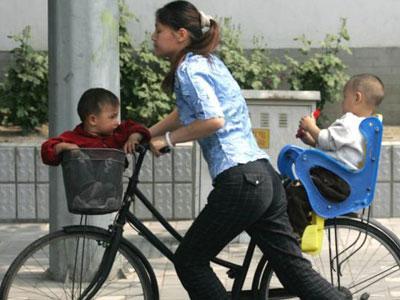 Di China Ibu Tanpa Suami Terancam Didenda