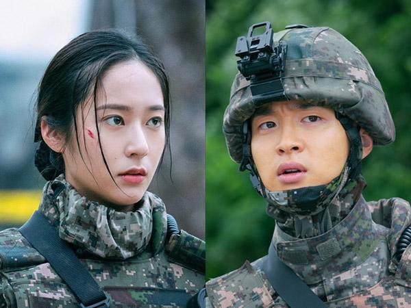 Reuni Berbahaya Jang Dong Yoon dan Krystal Sebagai Mantan Pacar di Drama Search