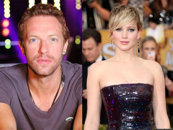 Ini Tanggapan Chris Martin Tentang Skandal Foto Telanjang Jennifer Lawrence
