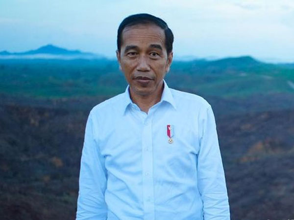 'Semuanya Akan Baru', Presiden Jokowi Sebut Di Ibu Kota Baru Hanya Boleh Mobil Listrik?