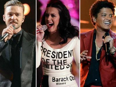 Perang Bintang Musisi Dunia di People's Choice Awards 2014