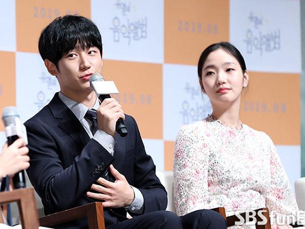 Gugup, Jung Hae In Ungkap Cerita Lucu Saat Pertama Kali Bertemu Lagi dengan Kim Go Eun