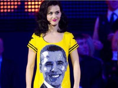 Katy Perry Akan Tampil di Acara Kampanye Presiden Obama