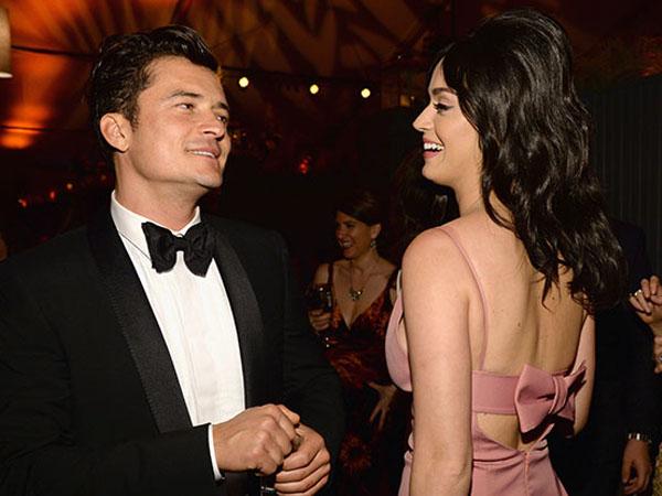 Usai Kepergok Kencan di Hawaii, Orlando Bloom dan Katy Perry Resmi Pacaran?