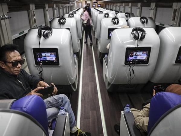 Kereta 'Sleeper' Mewah Siap Melayani di Mudik Lebaran Ini, Intip Fasilitasnya yang Super Eksklusif
