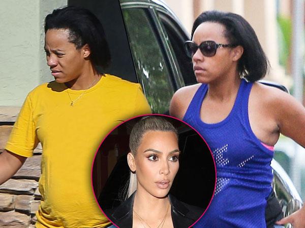 Kim Kardashian Perkenalkan La'Reina, Ibu Pengganti Yang Melahirkan Anak Ketiganya
