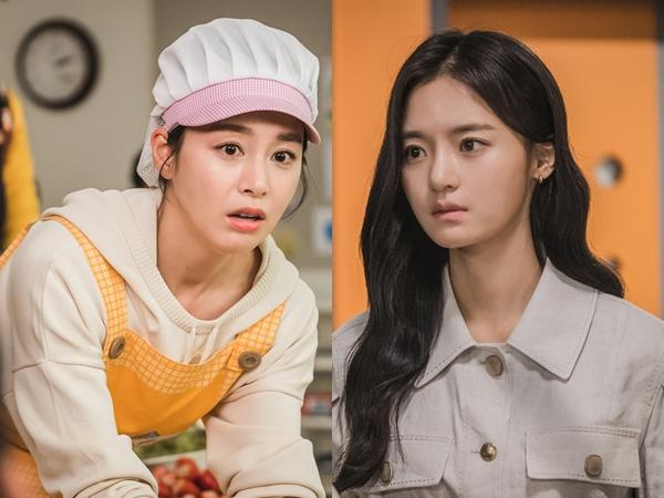 Situasi Tegang Saat Go Bo Gyeol Curigai Identitas Kim Tae Hee di Drama 'Hi Bye, Mama'
