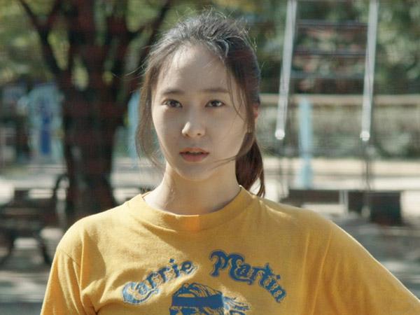 Krystal f(x) Berkali-kali Syuting Adegan Ciuman untuk Film 'More Than Family'