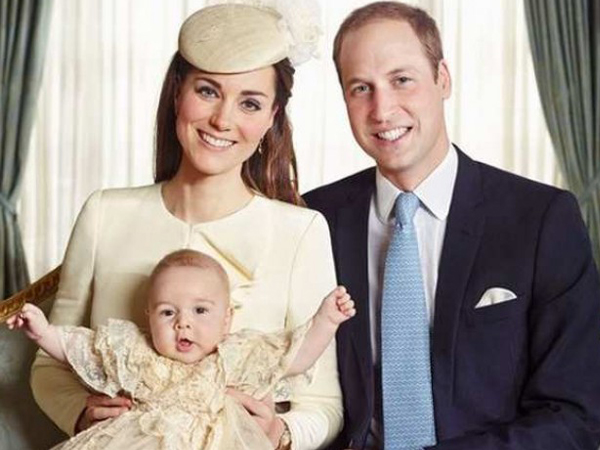 Gemasnya, Inikah Wajah Bayi Kedua Kate Middleton?