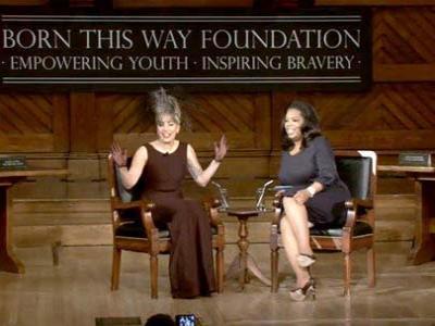 Lady Gaga Siap Luncurkan Yayasan Anak