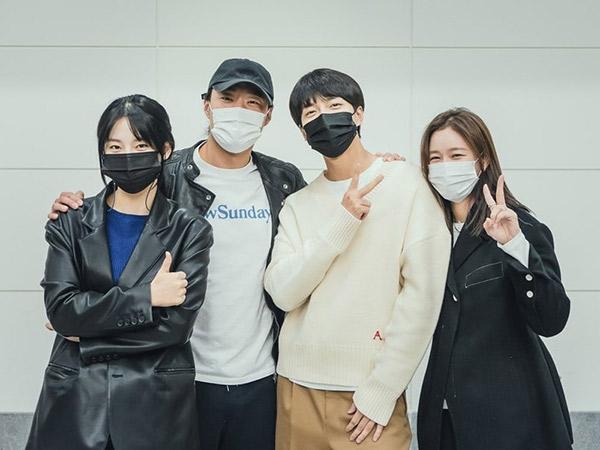 Chemistry Lee Seung Gi Hingga Park Ju Hyun Saat Diskusi Naskah Drama Mouse