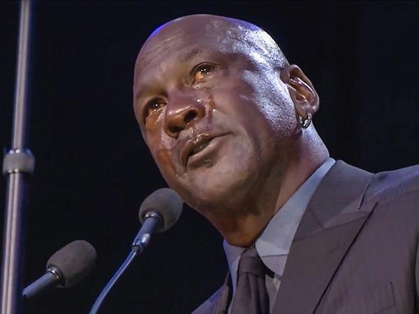 Tangis Michael Jordan Kenang Kobe Bryant yang Berujung Tawa Penonton