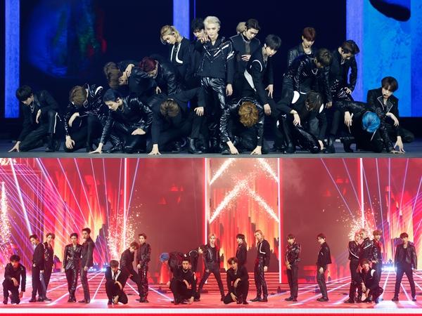 Tampil Dengan Formasi 23 Member, Penampilan NCT di MAMA 2020 Sukses Buat Fans Takjub