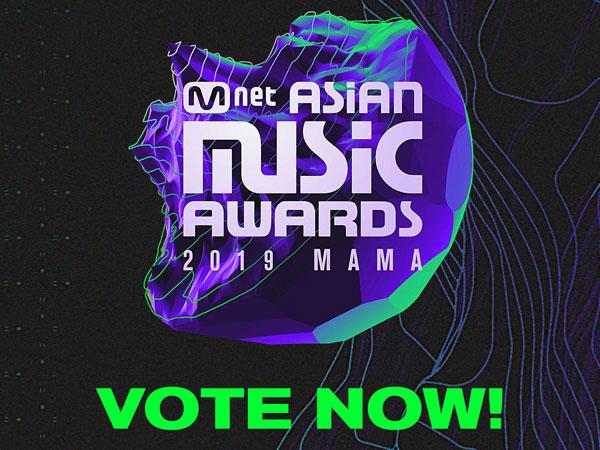 Voting Resmi Dibuka, Inilah Nominasi Lengkap MAMA 2019!