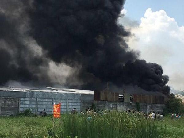 Pabrik Petasan Meledak di Tangerang, Puluhan Korban Terpanggang Tak Dikenali