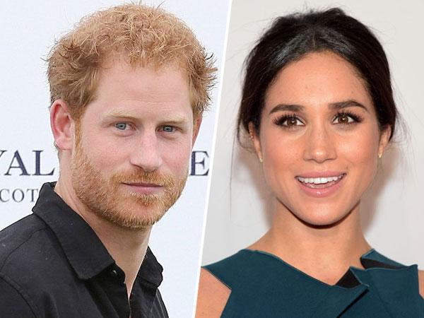 Pangeran Harry Hadiahkan Buket Bunga Spesial untuk Meghan Markle?