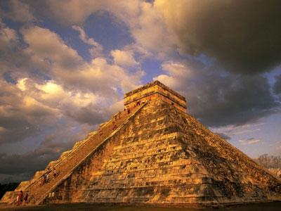 Duh, Piramida Peninggalan Maya Dihancurkan