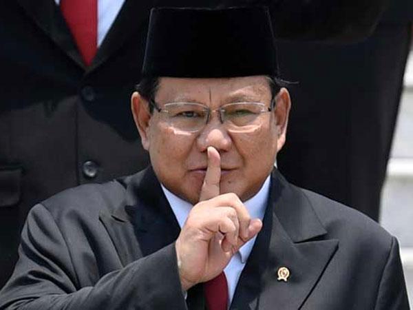 Ups, Prabowo Bantah Pernyataan Dahnil Anzar Soal Tak Akan Terima Gaji Menhan!