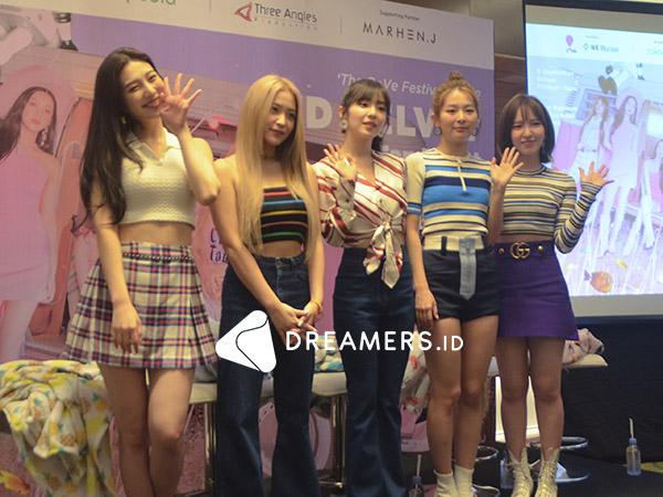 Interview with Red Velvet: Kesan Spesial Fans Hingga Rencana Konser di Indonesia