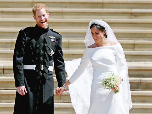 Goodie Bag Pernikahan Pangeran Harry dan Meghan Markle Terjual Sampai Ratusan Juta!