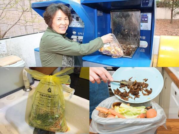 Awalnya Suka 'Mubazir', Kini Korea Selatan Punya Sistem Daur Ulang Sampah Makanan Terbaik