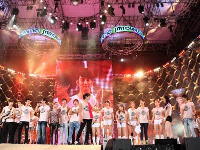 Yuk, Intip Penghasilan Para Idola K-Pop Saat Konser di Luar Negeri