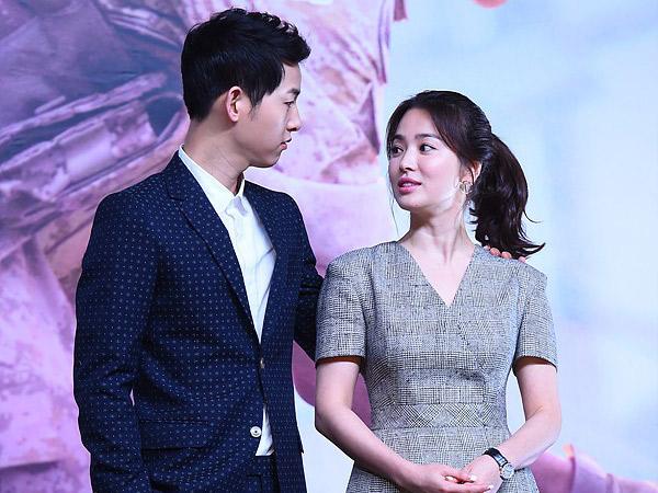 Manisnya Sikap Song Joong Ki di Jumpa Fans Song Hye Kyo Ini Bikin Fans Baper!