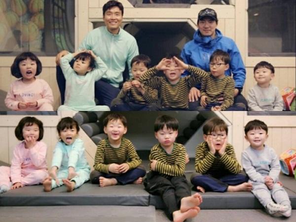Tetangga Dekat, Intip Serunya 'Playdate' Song Triplets dan Kelima Anak Lee Dong Guk