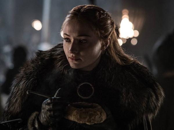 Sophie Turner Kritisi Petisi Game of Thrones