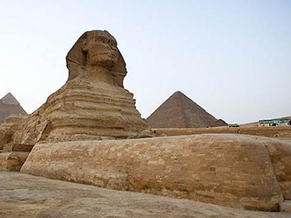 Wow, Mesir Akan Buka Kawasan Sphinx untuk Wisatawan Lagi?