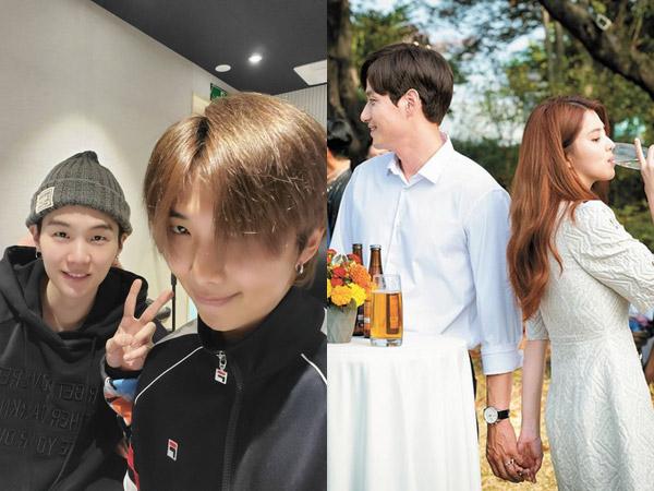 Lagi Hits, Suga dan RM BTS Justru Berhenti Nonton 'The World of the Married' Setelah 1 Episode