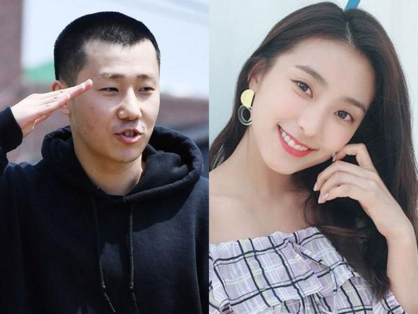 Bora Sampaikan Pesan Manis di Keberangkatan Wajib Militer Sunggyu Infinite