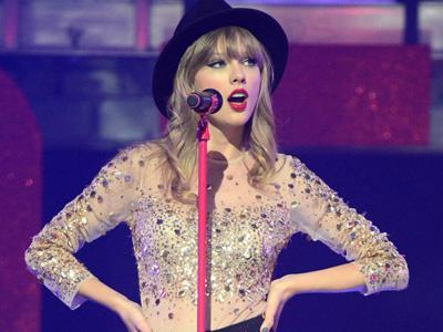 Taylor Swift Ceritakan Mantan Kekasih dalam Lagunya