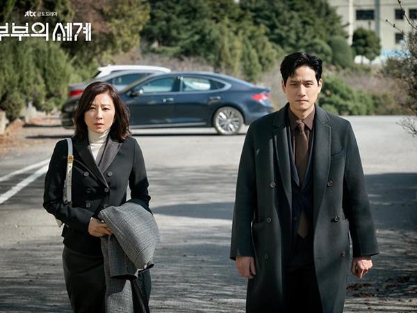 The World of the Married Terus Dominasi Persaingan Drama Akhir Pekan