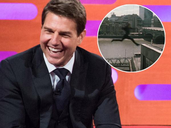 Cara Manis Tom Cruise Gabung Instagram Bocorkan Judul 'Mission: Impossible' Terbaru