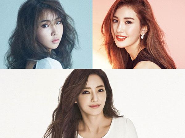 Minzy, Han Chae Young Hingga Somi I.O.I, Inilah Nama Seleb yang Bergabung di 'Unnie's Slam Dunk' Musim Kedua!