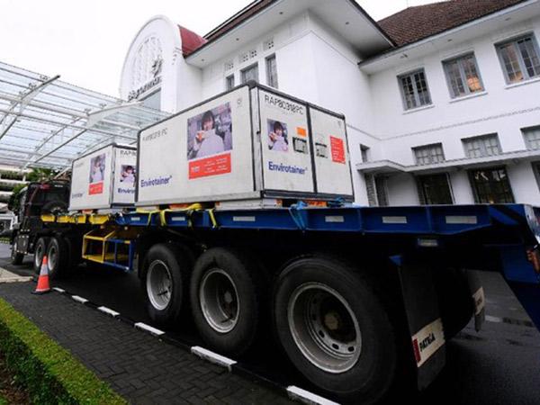 Vaksin Corona Sinovac Tiba di Indonesia, Lalu Kapan Bisa Disuntikkan?