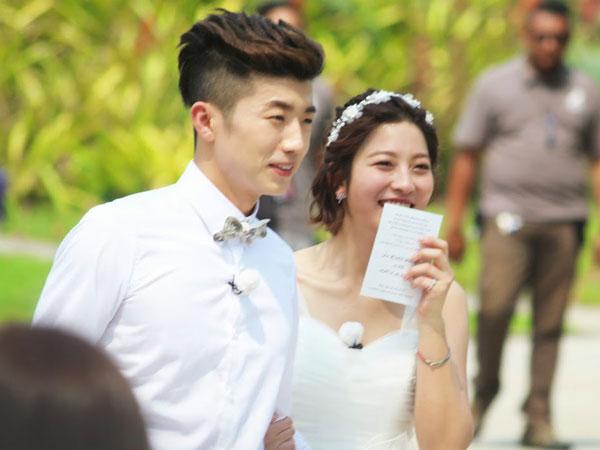 Wooyoung 2PM Berikan Park Se Young Ciuman Terakhir yang Romantis!