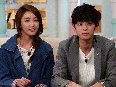 Jung Joon Young & Jung Yoo Mi Latihan Untuk Upacara Pernikahan Mereka di Jepang