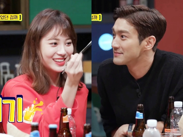Kocaknya Aksi Siwon SJ dan Yura Girl's Day Reka Ulang Adegan Drama 'She Was Pretty'