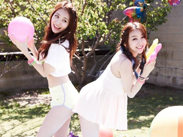 Serunya Yura dan Minah Nikmati Musim Panas di Teaser Comeback Girl's Day