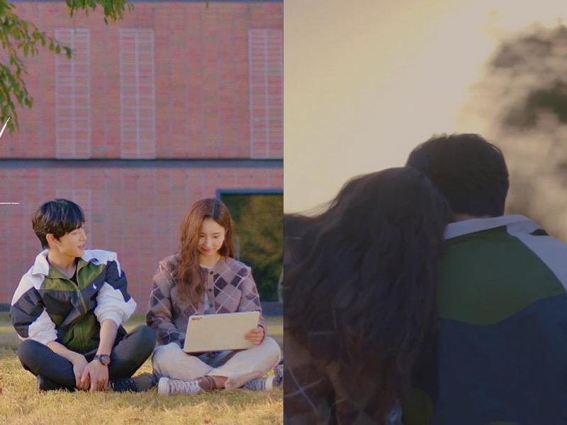 Video Teaser Drama Korea 'Run On': Shin Se Kyung Bersandar di Pundak Im Siwan